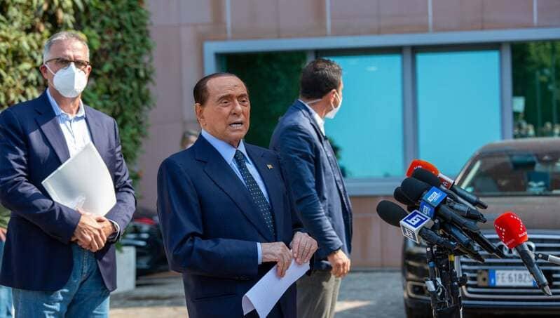 Silvio Berlusconi_Covid