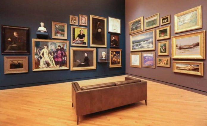 vendita di opere d'arte