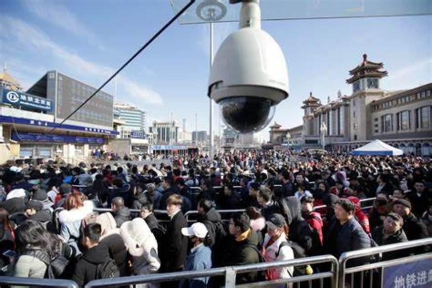 Rete di sorveglianza in Cina: il governo ha messo subito a tacere le proteste