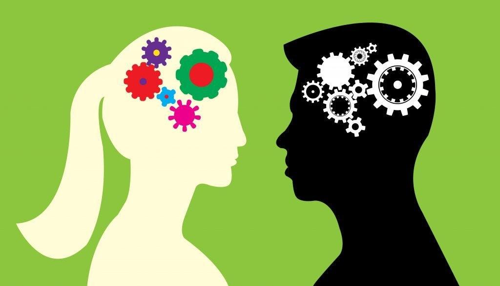 Altre differenze tra il cervello femminile e quello maschile