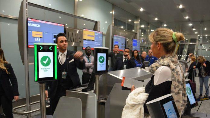 pagamenti biometrici
