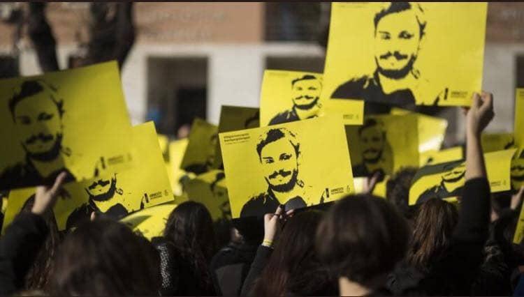 Verità per la memoria di Giulio Regeni: l'udienza preliminare di oggi slitta al 25 maggio