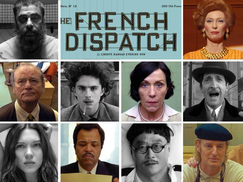 Festival di Cannes 2021: The French Dispatch di Wes Anderson ci sarà.