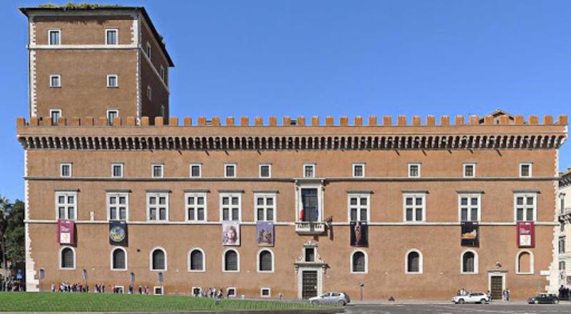 Contro l'ingiustificata chiusura della biblioteca di Palazzo Venezia 6500 firme.