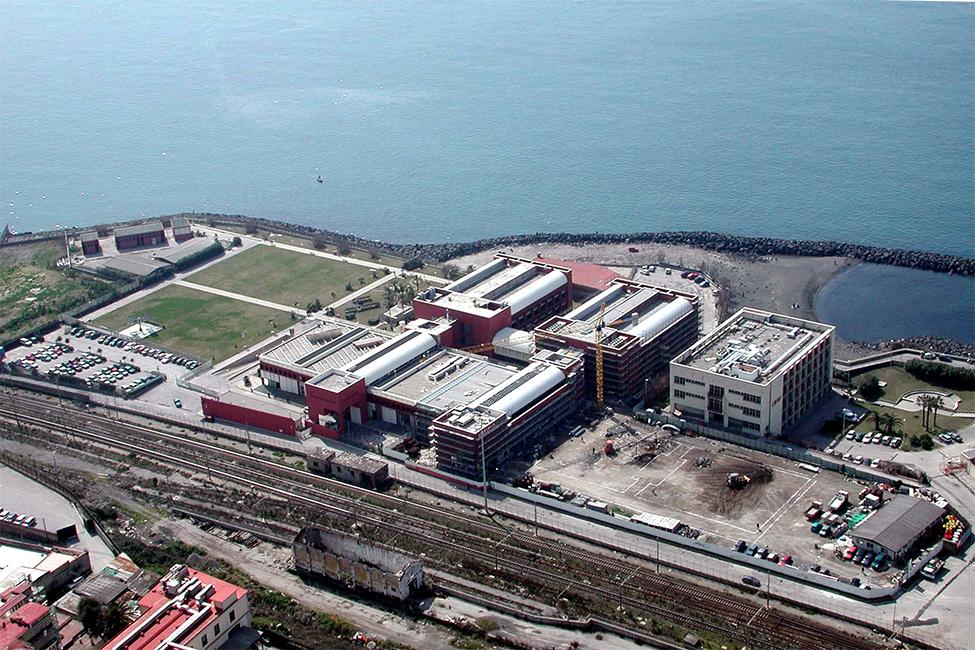 Algovoltaico_centro Enea Portici