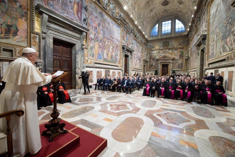 La modifica della legislazione da parte di Papa Bergoglio era già stata annunciata a marzo