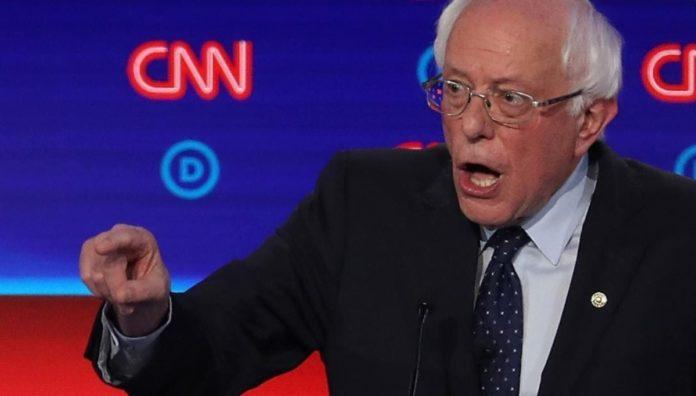 Bernie sanders blocca vendita armi in Israele