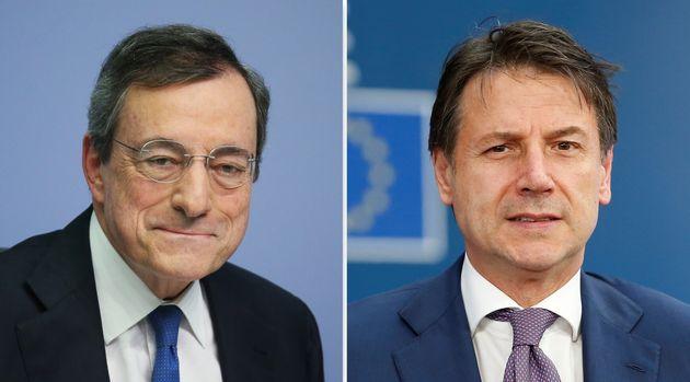 Draghi non percepisce lo stipendio da Premier: la sua dichiarazione e il confronto con Conte