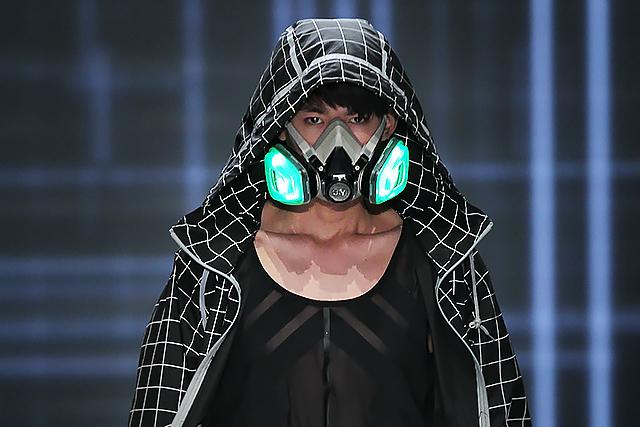 mascherina del futuro