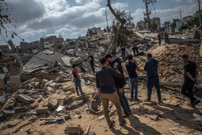 Hamas e Israele firmano il cessate il fuoco
