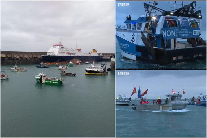 Scontro sulla pesca tra Francia e Regno Unito: i motivi delle tensioni