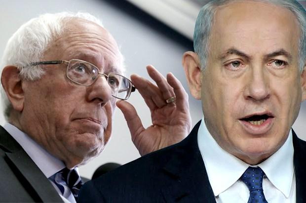 Bernie Sanders parla della politica di Netanyahu