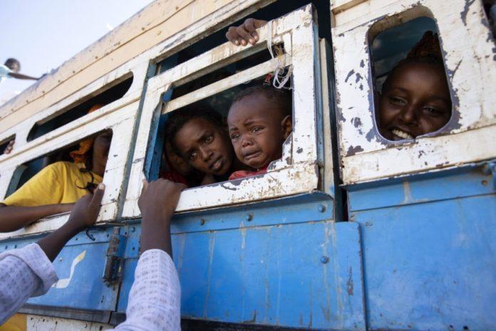 espulso dall'Etiopia