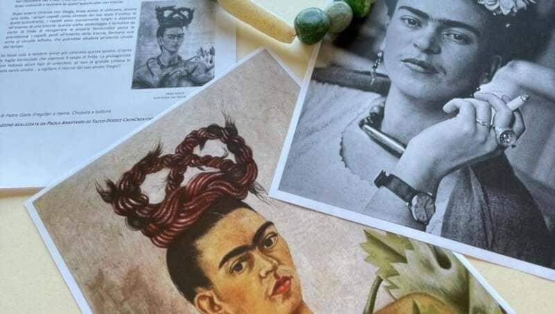 """La rivoluzione di Frida: """"Non dipingo sogni… dipingo la mia realtà""""."""