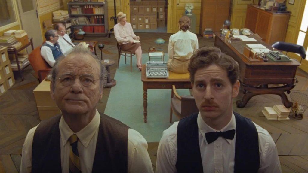 The French Dispatch di Wes Anderson in uscita il 22 ottobre.