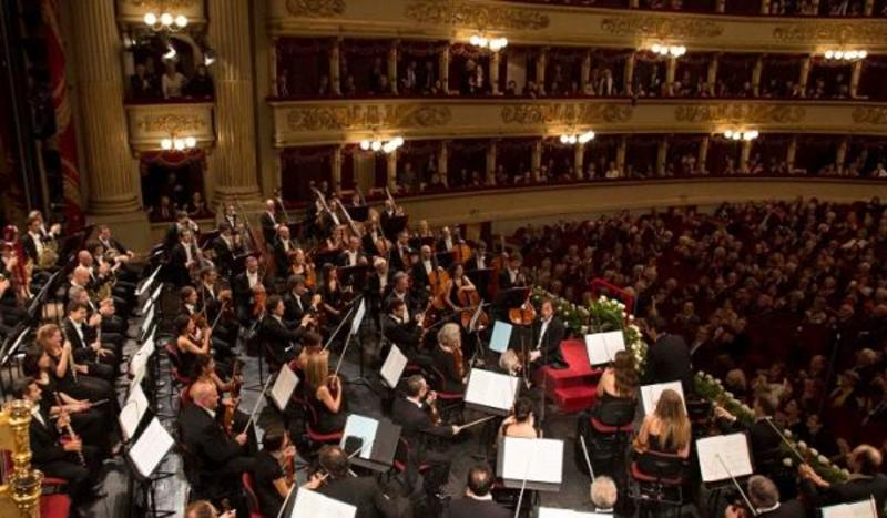 La Filarmonica della Scala riparte.