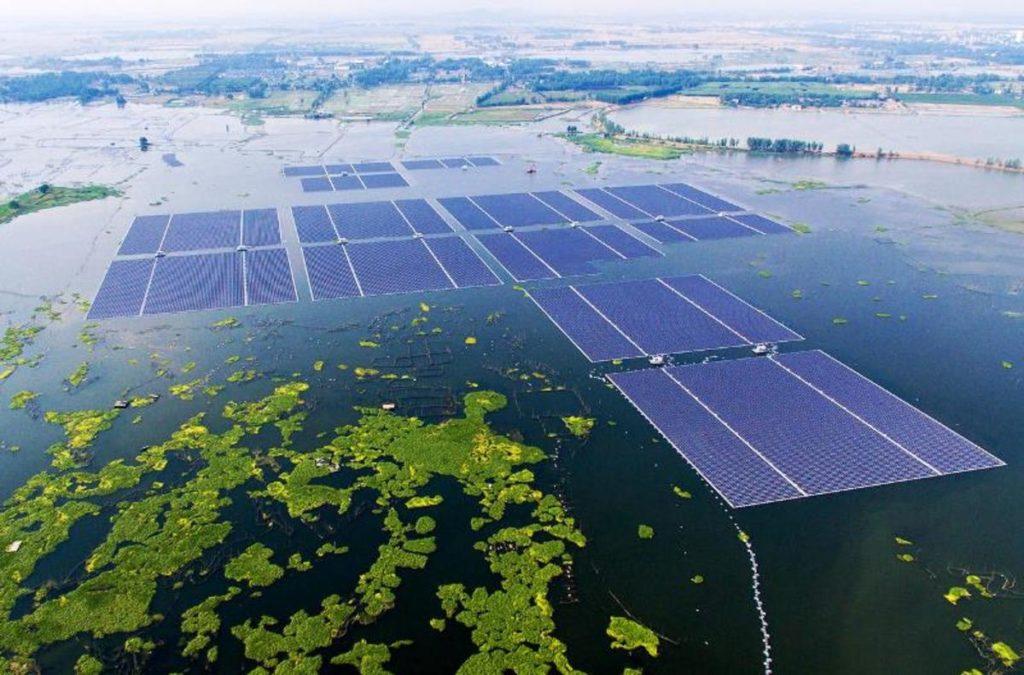 Giornata mondiale dell'ambiente_fotovoltaico_acqua