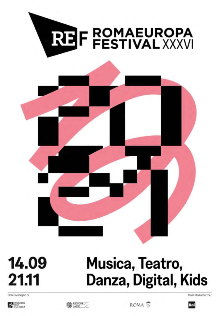 Romaeuropa Festival 2021: il programma.