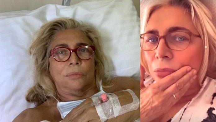 Mara Venier_ospedale