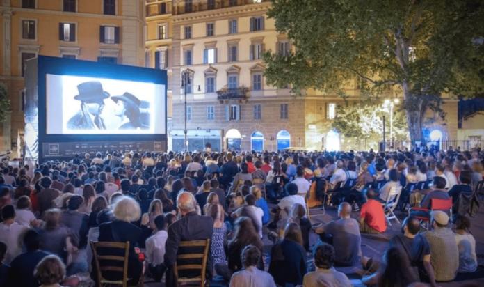 Cinema in Piazza 2021