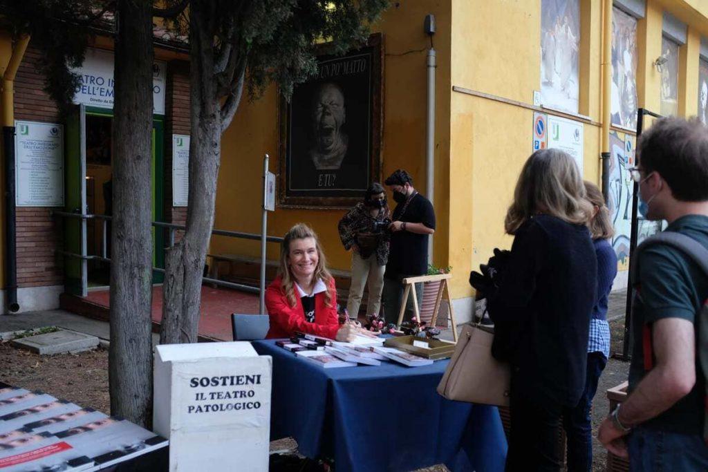 Zoe Rondini al XII Festival Internazionale del Cinema Patologico