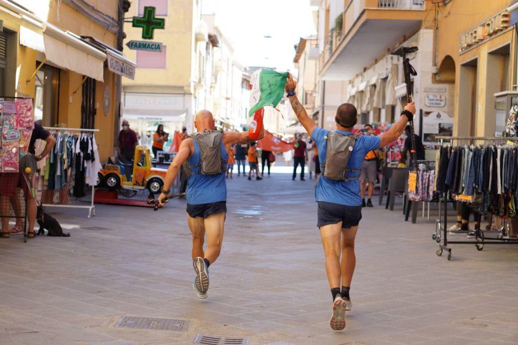 ultramaratona energy family project