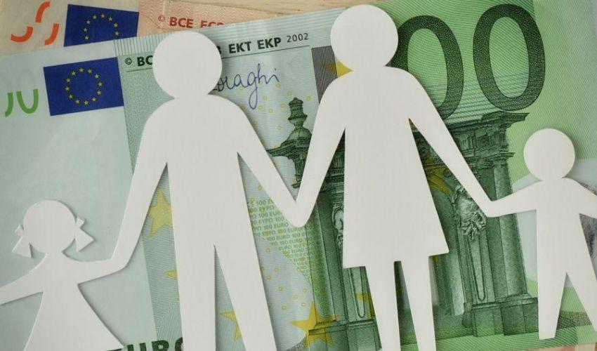 Assegno unico per i figli a chi ha fino a 50.000 euro di Isee: ecco tutte le cifre