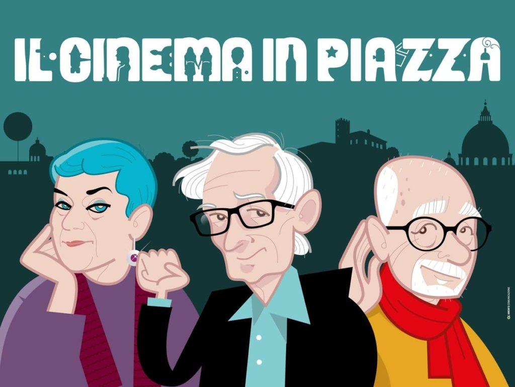 Cinema in Piazza 2021: omaggi a Proietti, Wenders, Loach e tanti altri.
