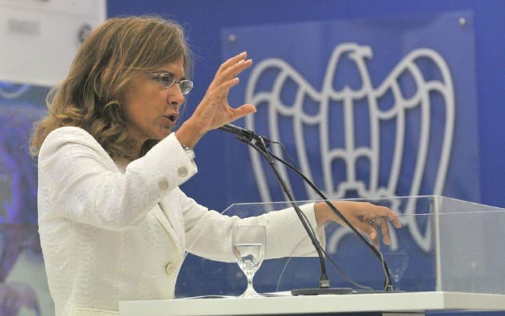 Emma Marcegalia indagata per evasione fiscale: le indagini della Guardia di Finanza sull'ex presidente di Confindustria