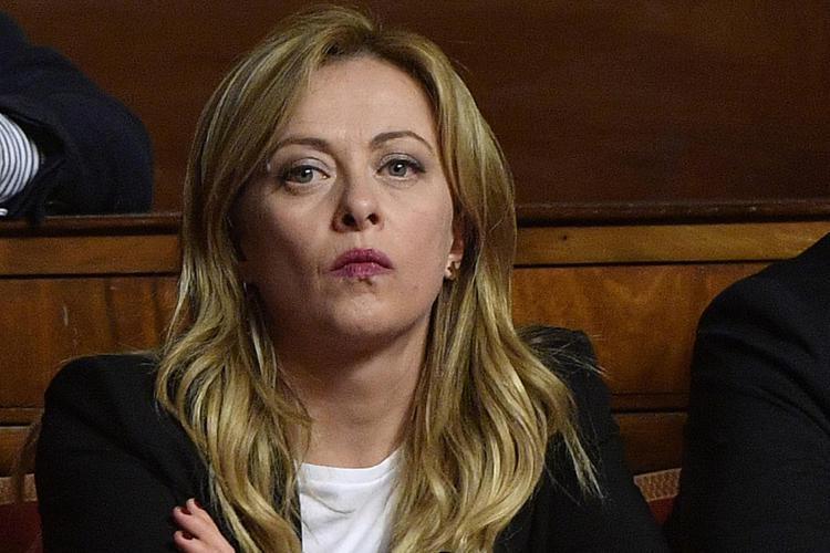 """Federazione di centrodestra, Meloni se ne tira fuori ma dice: """"Non è un'operazione contro di me, ma contro la sinistra"""""""