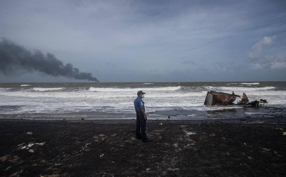 sri lanka disastro ambientale