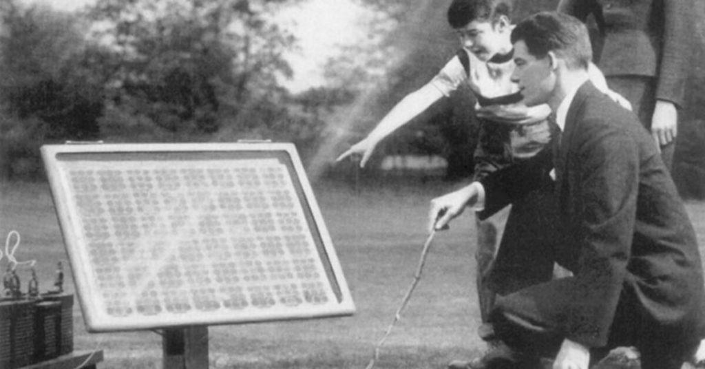 Storia del fotovoltaico_anni60