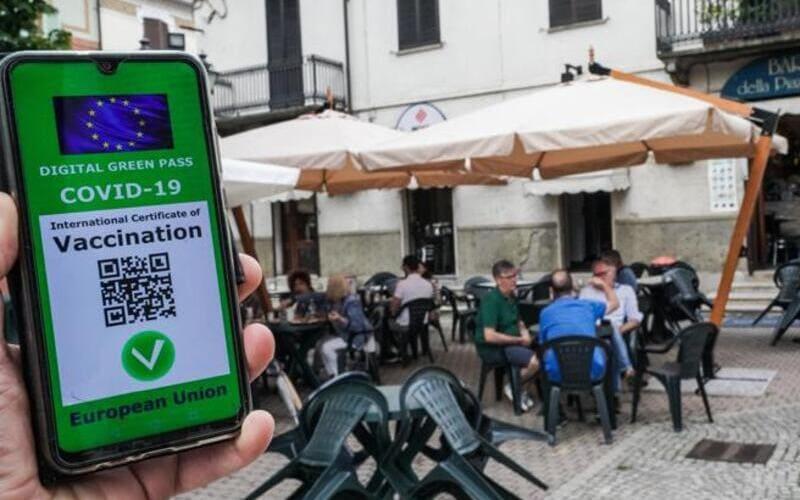 green pass obligatorio_disposizioni