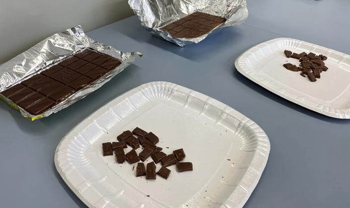 cioccolato artificiale