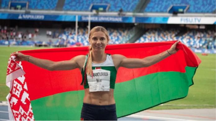 Atleta bielorussa critica allenatori