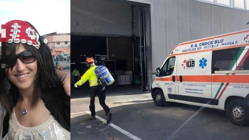 incidente sul lavoro_modena