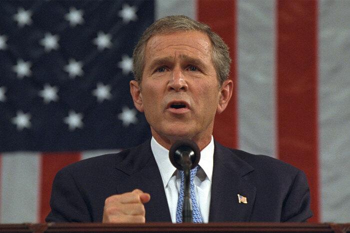 11 settembre: l'attentato e la reazione di G.W. Bush