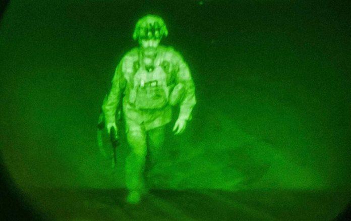 Afghanistan - ultimo soldato USA