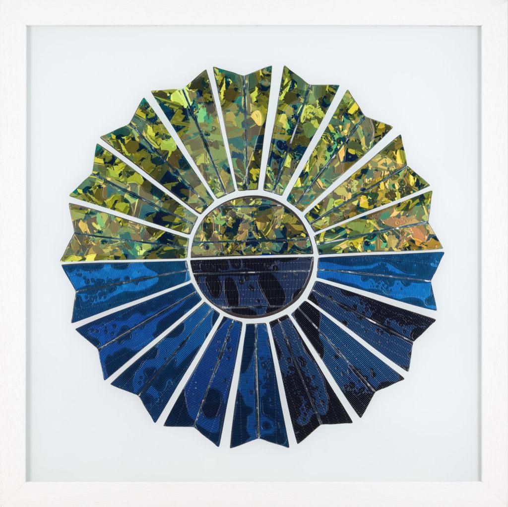 Arte fotovoltaica