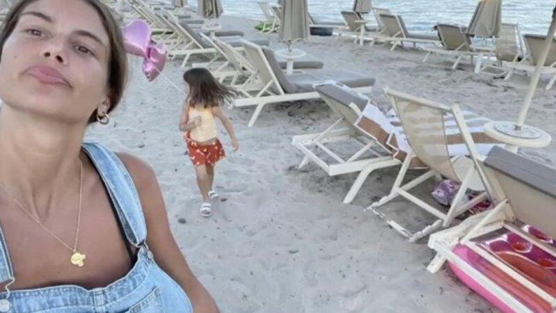 francesca fioretti_con la figlia