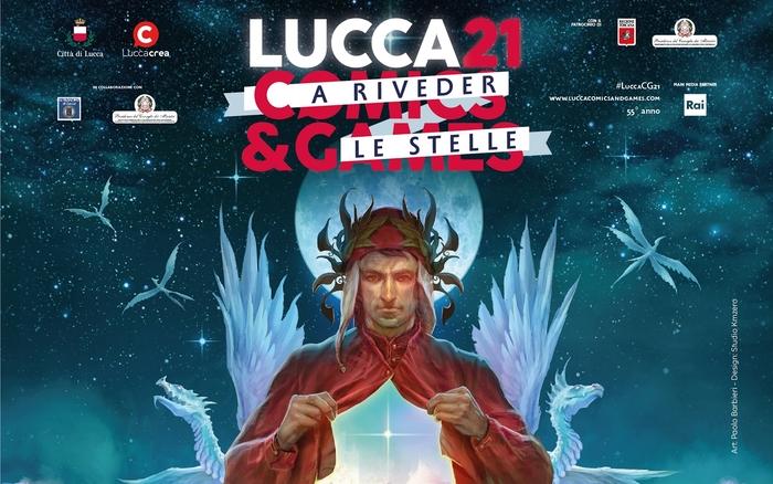 Lucca Comics e Dante: per una definitiva uscita dall'inferno