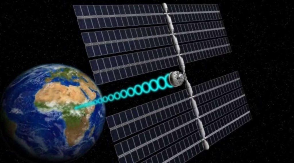 Centrale solare orbitale_progetti