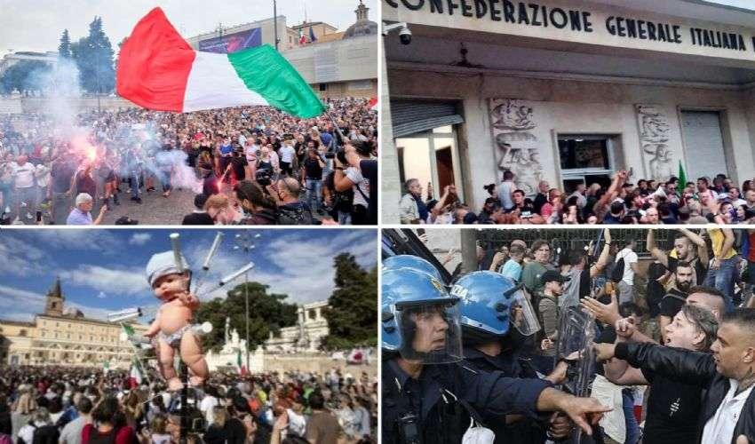 """Scontro Meloni-Lamorgese, la ministra: """"Troppo rischioso fermare Castellino, si temeva degenerazione"""""""