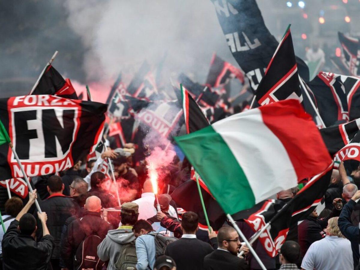 Sequestrato il sito web di Forza Nuova dopo gli scontri a Roma
