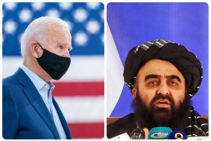talebani e stati uniti